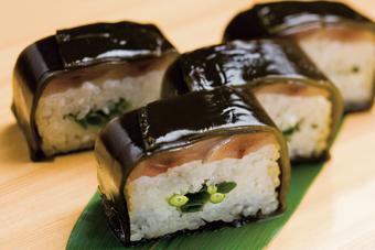 根室さんまロール寿司