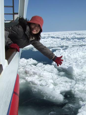 流氷観光砕氷船「おーろら」