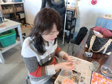 テーマを「北海道の四季」に決めて、制作開始。
