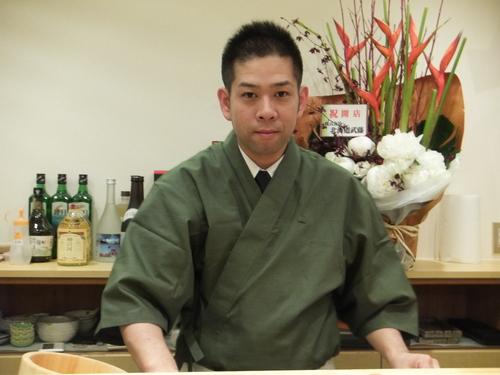 若い大将・澤口さん
