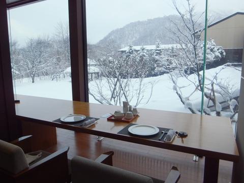 【しこつ湖鶴雅リゾートスパ水の謌】朝食はヘルシーブッフェ