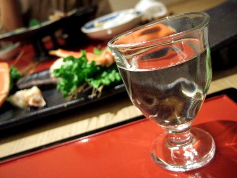 【小樽旅亭 藏群】前菜と食前酒