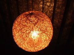 【小樽旅亭 藏群】館内の楽しい明かりたち