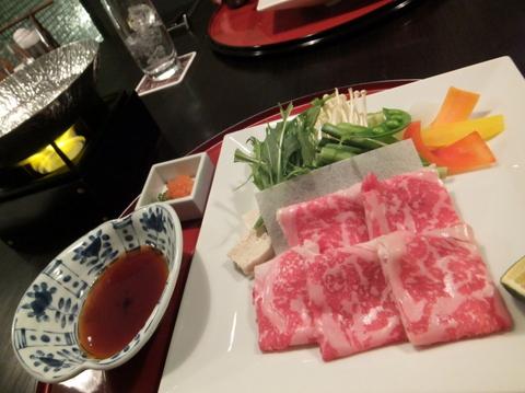 【望楼NOGUCHI函館】メインは地元のブランド肉「大沼牛」