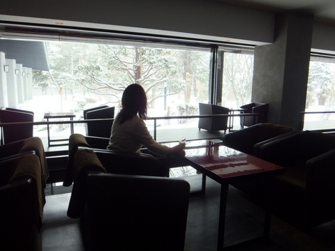 【望楼NOGUCHI函館】美しい日本庭園を望む特等席