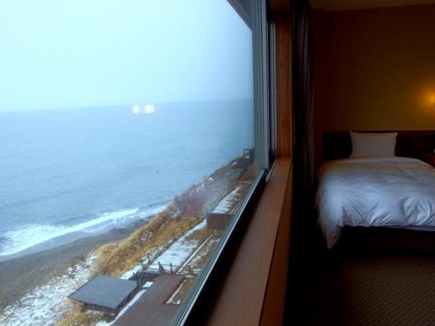 【海の別邸 ふる川】オーシャンフロント・セミスイート和洋室