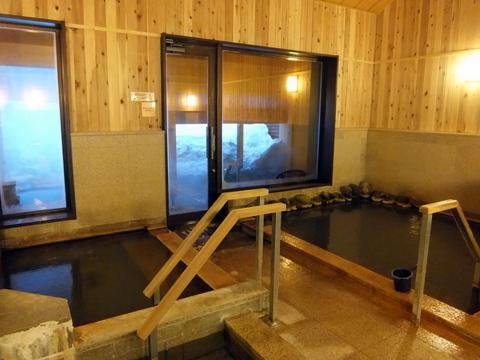 【森の旅亭びえい】大浴場