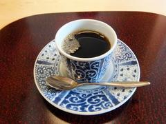 【森の旅亭びえい】和食にぴったりな「大豆コーヒー」