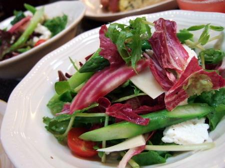 新鮮野菜プレート