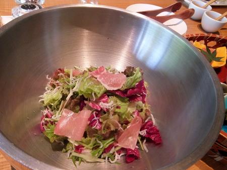 和食のサラダ