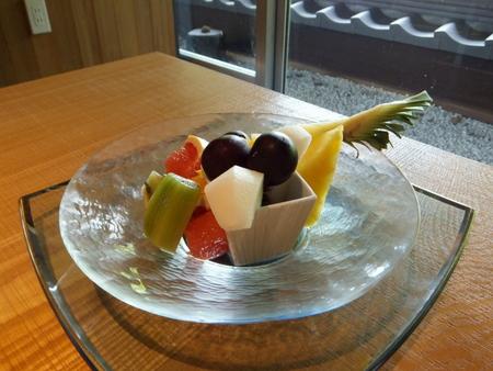 季節の果物・盛り合わせ