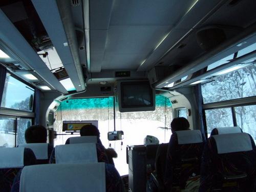 札幌、旭川発の無料送迎バス
