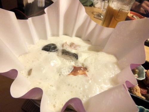 クリーム鍋