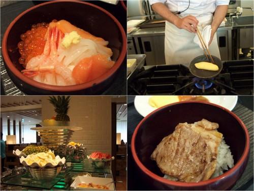 函館国際ホテルの朝食