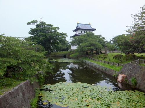北海道唯一のお城「松前城」