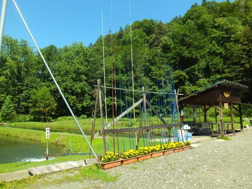 ヤマベ釣りに挑戦