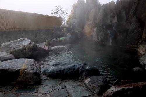 「きたいっしょモニターツアー」源泉100%かけ流しの「天塩川温泉」