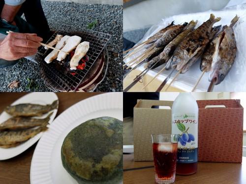 「きたいっしょモニターツアー」新鮮ポルチーニに、 特産やまべの塩焼きに煮つけなど、美味しいものがたくさん!