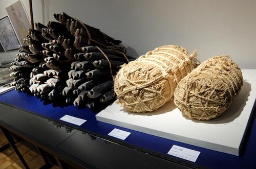 「北海道博物館~森のちゃれんが」和人の米とアイヌの鮭を交換取引した歴史