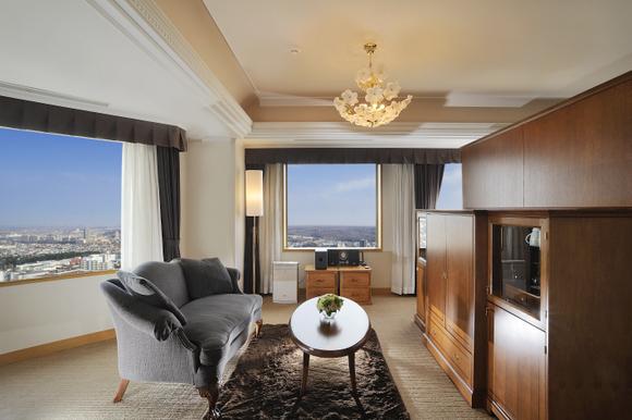 ホテルエミシア札幌 28階のジュニアスイート