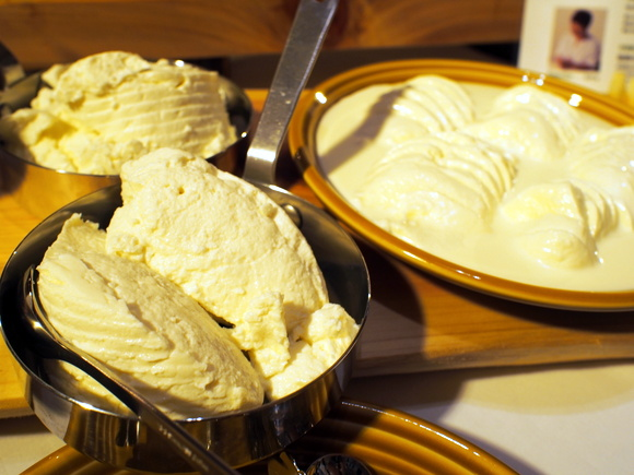 やさしい味がお気に入りの白糠酪恵舎のチーズ