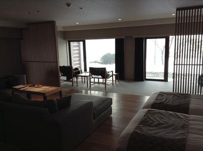 ザ レイクビューTOYA乃の風リゾート 客室