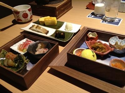 ザ レイクビューTOYA乃の風リゾートの朝食