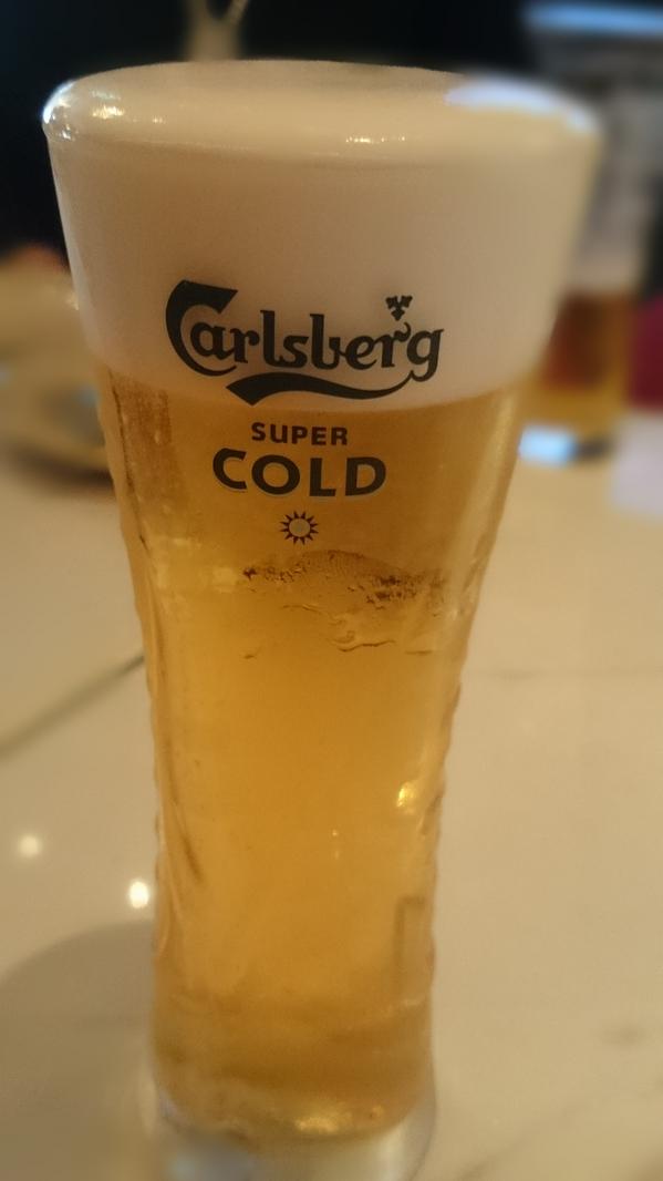北海道でここだけカールスバーグスーパーゴールドが飲めます