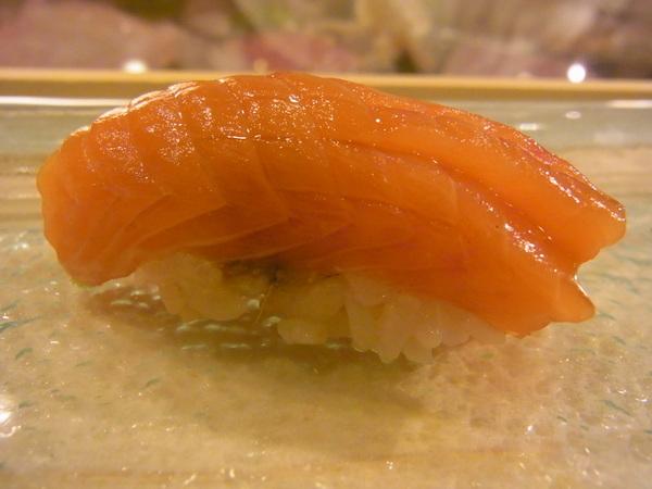 幻の鮭 ケイジ