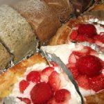 マザーグースの手作りケーキ