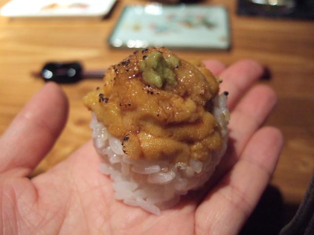 「ほり米(ほりべえ)」バフンウニ