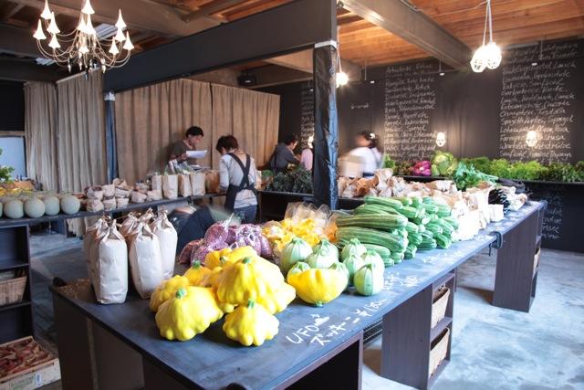 マーカスさんの野菜市場「メイマルシェ」