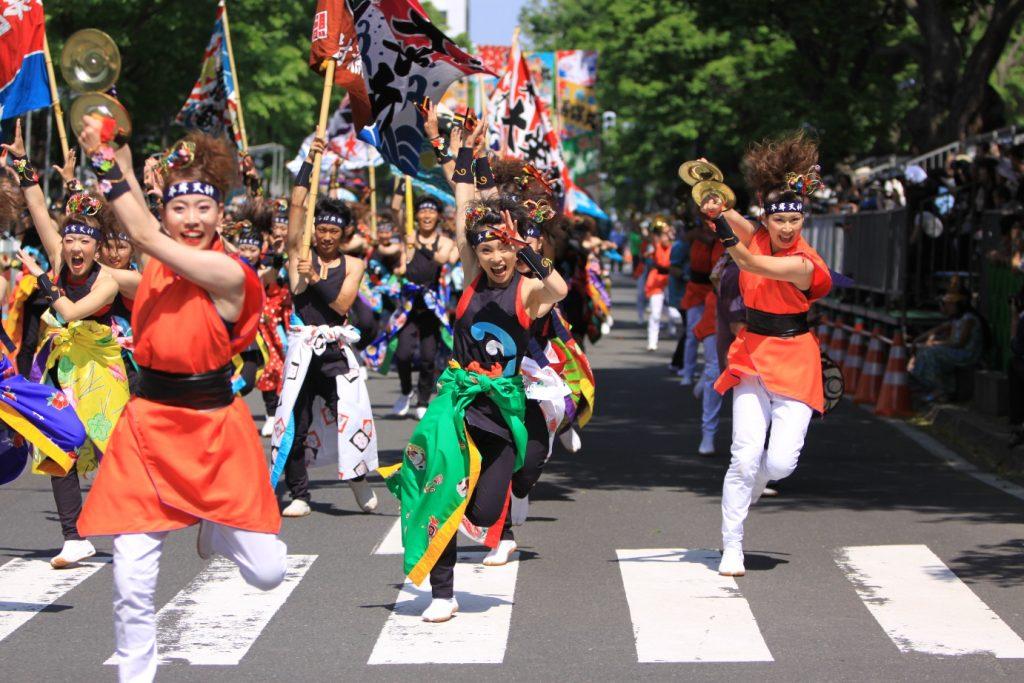 2011 第20回YOSAKOIソーラン祭り