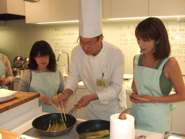 カンタン料理教室
