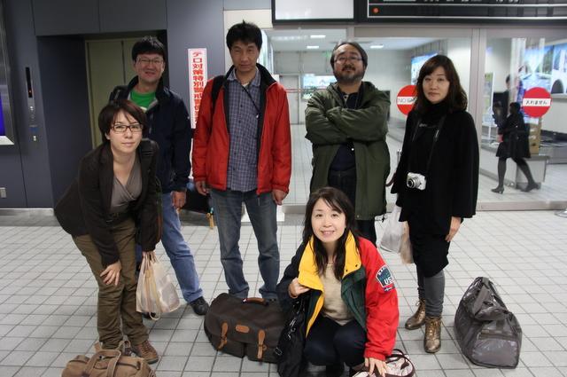 【HAC】男女7人の函館旅