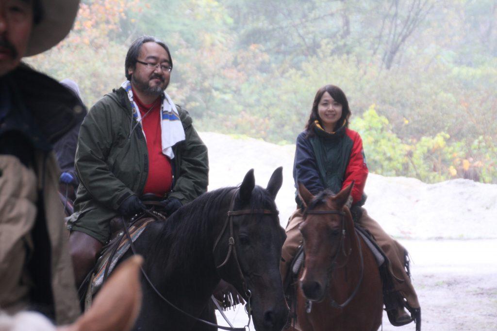 【HAC】函館旅乗馬体験
