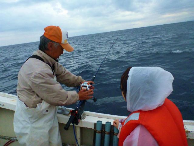 【HAC】函館旅 船長はプロの漁師さん