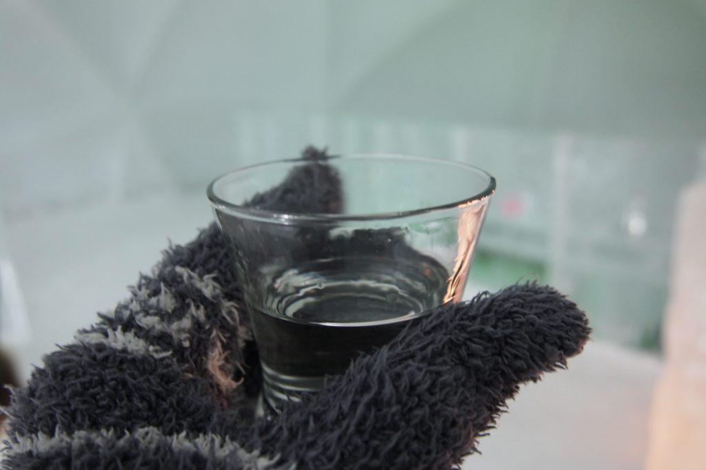旭川の高砂酒造「一夜雫」