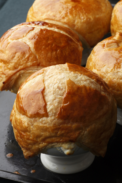 名物のパイ包み焼き