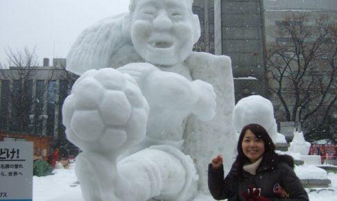 さっぽろ雪まつり2012