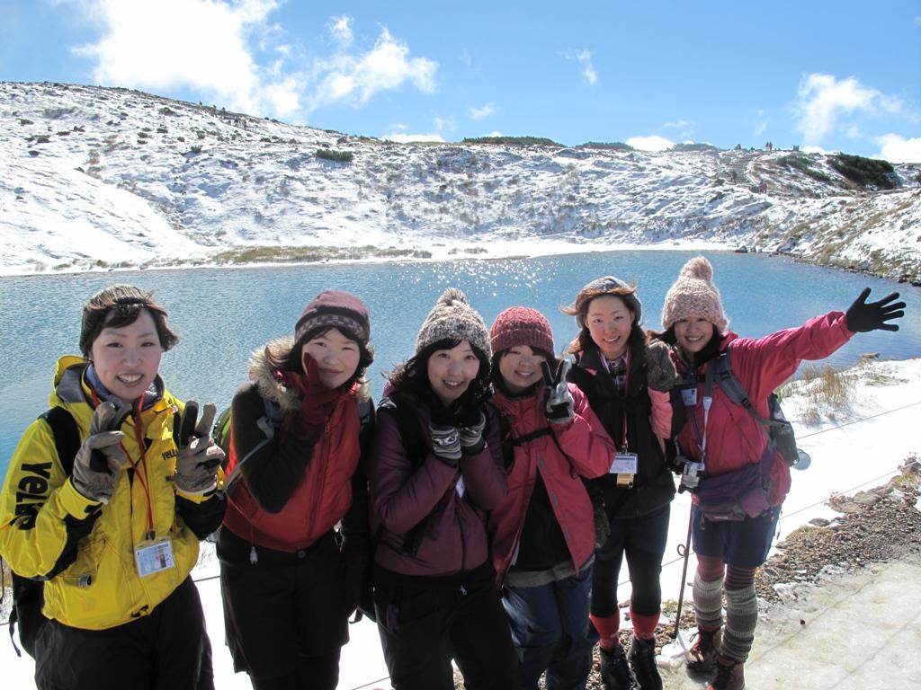 大雪山・山とナデシコプロジェクト