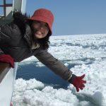網走 流氷体験