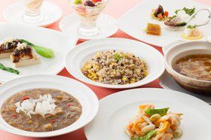 札幌5ホテルが中華で競演「温食健美」