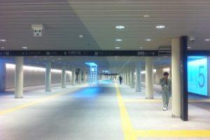 地下歩行空間
