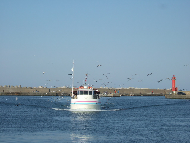 水中展望船
