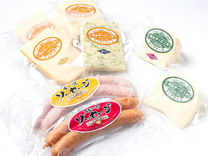 チーズ・ソーセージギフト
