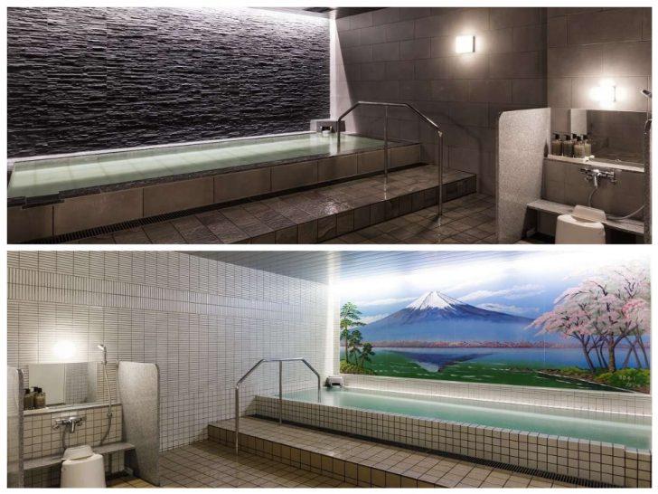 モダン湯と富士見湯