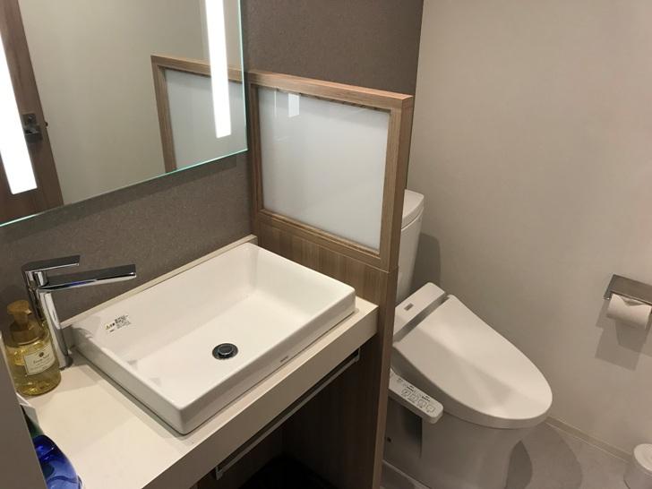 洗面所とおトイレ
