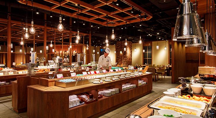 レストラン「青函市場」