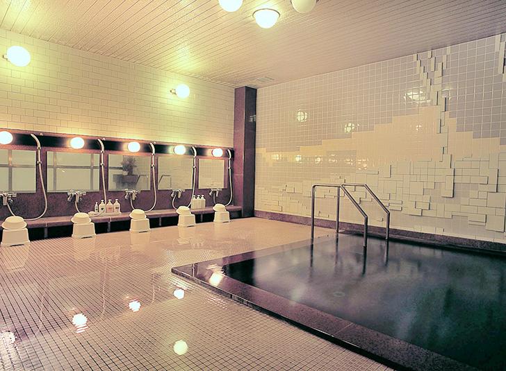 甘露の森の貸切風呂